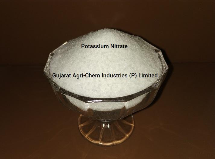 Potassium nitrate Fertilizer Manufacturer in Gujarat India